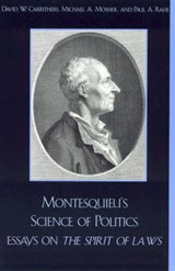 Montesquieu's Science of Politics | auteur onbekend |