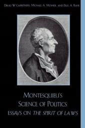 Montesquieu's Science of Politics