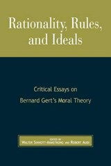 Rationality, Rules, and Ideals | Sinnott-Armstrong Walter |
