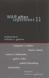 War After September | Catherine V. McKercher |