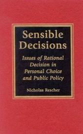 Sensible Decisions