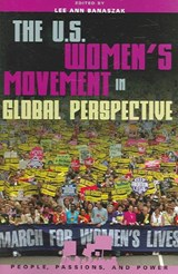The U.S. Women's Movement in Global Perspective |  |