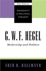 G.W.F. Hegel | Fred R. Dallmayr |