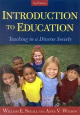 Introduction To Education | Segall, William E. ; Wilson, Anna Victoria |