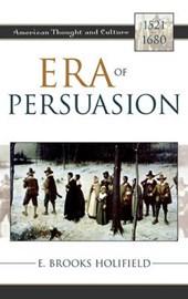 Era of Persuasion