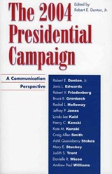 The 2004 Presidential Campaign |  |