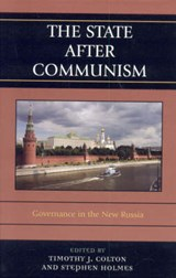 The State After Communism |  |