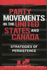 Party Movements in the United States and Canada | Mildred A. Schwartz |