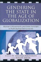Gendering the State in the Age of Globalization | auteur onbekend |