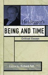 Heidegger's Being and Time | auteur onbekend |
