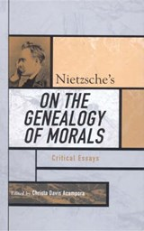 Nietzsche's on the Genealogy of Morals | auteur onbekend |