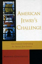 American Jewry's Challenge | Manfred Gerstenfeld |