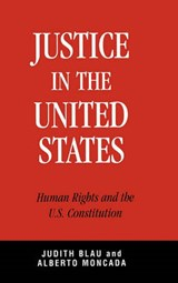 Justice in the United States | Judith Blau |