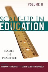 Scale-Up in Education | auteur onbekend |