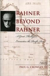 Rahner Beyond Rahner