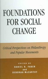 Foundations for Social Change | auteur onbekend |