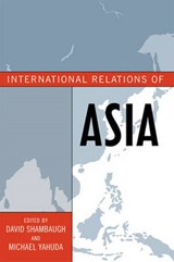 International Relations of Asia | auteur onbekend |
