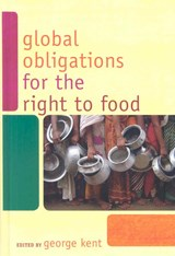 Global Obligations for the Right to Food | auteur onbekend |