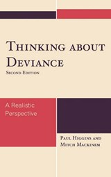 Thinking about Deviance | Paul Higgins |