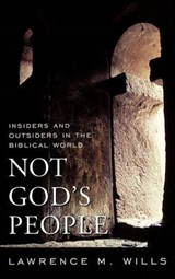 Not God's People | Lawrence M. Wills |