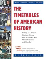The Timetables of American History | auteur onbekend |