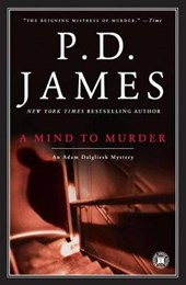 A Mind to Murder | P. D. James |