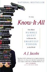 The Know-It-All | A. J. Jacobs |