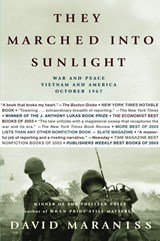 They Marched Into Sunlight | David Maraniss |