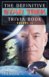 The Definitive Star Trek Trivia Book