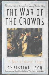 War of the Crowns | Christian Jacq |