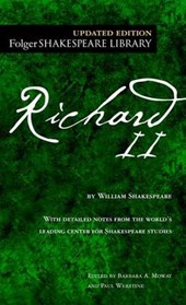Richard II | William Shakespeare & Barbara A. Mowat |