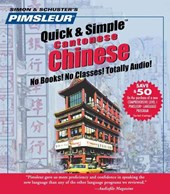 Pimsleur Quick & Simple Cantonese Chinese |  |
