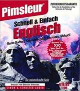 Pimsleur English for German Speakers Quick & Simple Course - Level 1 Lessons 1-8 CD |  |