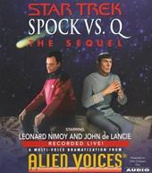 Star Trek Spock Vs. Q