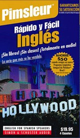 Rapido y Facil Ingles (Quick & Simple English for Spanish Speakers) | Pimsleur |