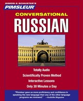 Pimsleur Russian Conversational Course - Level 1 Lessons 1-16 CD | Pimsleur |
