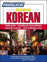 Basic Korean | Pimsleur |