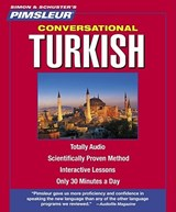 Pimsleur Conversational Turkish | Pimsleur |