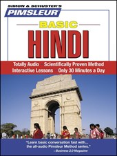 Pimsleur Basic Hindi