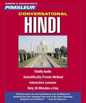 Conversational Hindi [With CD Case]