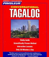 Pimsleur Conversational Tagalog