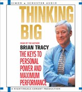 Thinking Big | Brian Tracy |