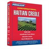 Pimsleur Haitian Creole Conversational Course - Level 1 Lessons 1-16 CD