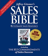 Sales Bible | Jeffrey Gitomer |