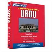 Pimsleur Urdu Conversational Course - Level 1 Lessons 1-16 CD