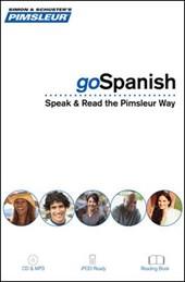 Simon & Schuster's Pimsleur goSpanish