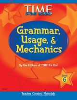 Grammar, Usage, and Mechanics (Level 6) (Level 6) | Teacher Created Materials |