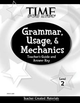 Grammar, Usage, and Mechanics Teacher's Guide (Level 2) (Level 2) | Teacher Created Materials |