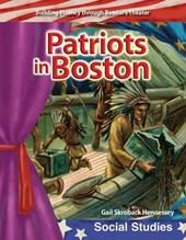 Patriots in Boston