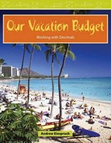 Our Vacation Budget | Andrew Einspruch |